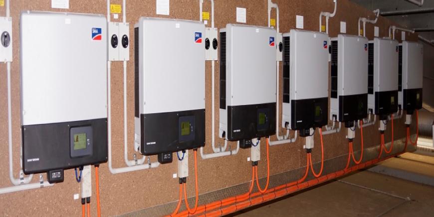 Automatización y control de equipos eléctricos