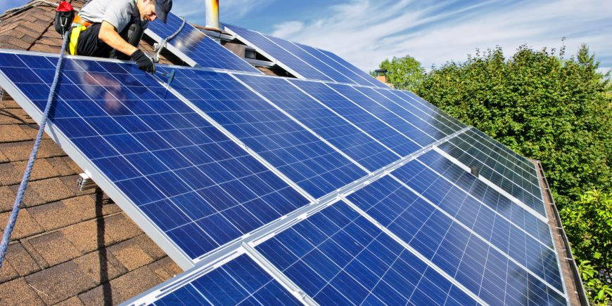 Ventas e instalación de Paneles Solares